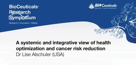 Lise Alschuler on Integrative Medicine and Cancer Prevention