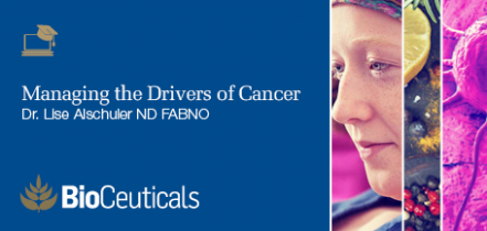 Managing the Drivers of Cancer
