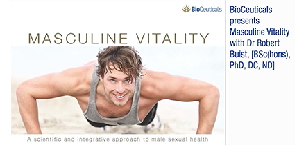 Masculine Vitality: A scientific and integrative approach to male sexual health