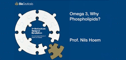 Omega 3, Why Phospholipids? Professor Nils Hoem