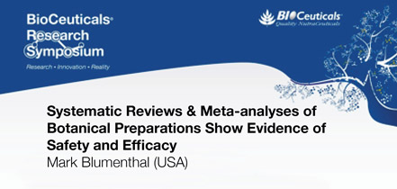 The Systematic Reviews & Meta-analyses of Botanical Preparations