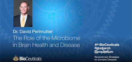 The role of the microbiome in brain health and disease