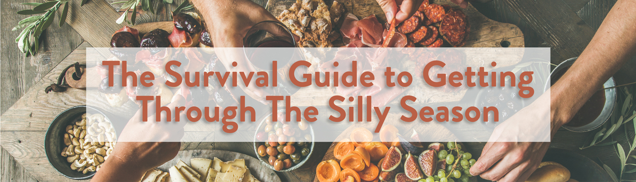 The survival guide to getting through the Silly Season photo