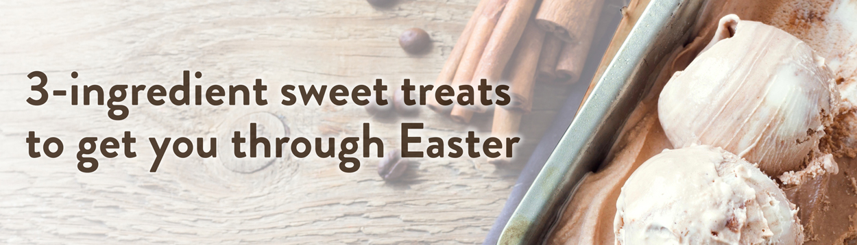 3-ingredient treats to get you through Easter photo