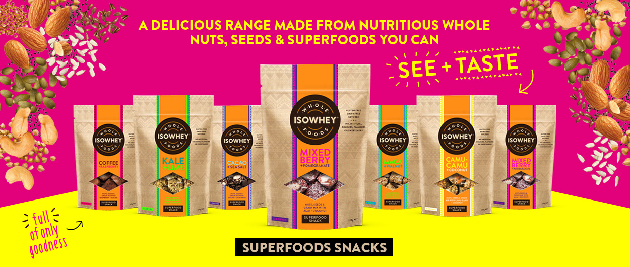 Superfoods Snacks