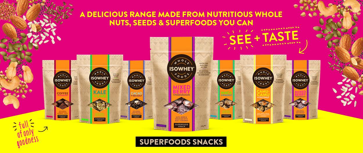Superfoods Snacks