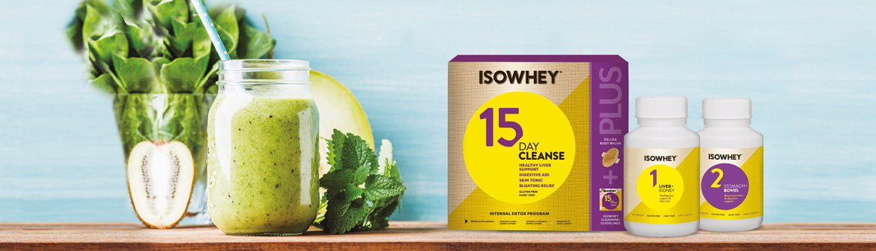 IsoWhey 15 Day Cleanse