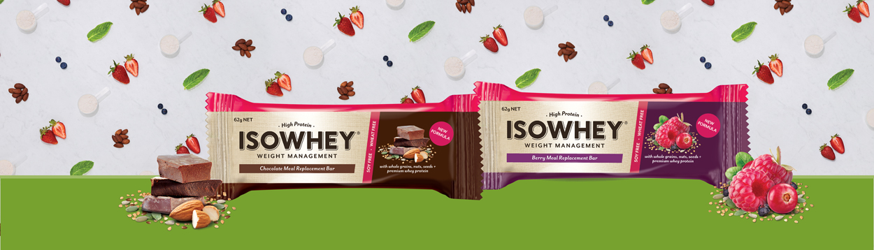 IsoWhey Meal Replacement