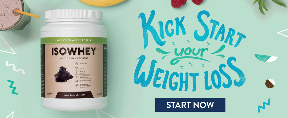 Kick Start Your Weight Loss - Start Now