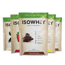 IsoWhey Sachets