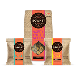 IsoWhey Wholefoods Snacks
