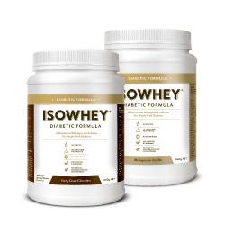 IsoWhey Diabetic Formula