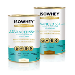 IsoWhey Advanced 55+