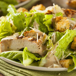 Healthy Caesar Salad photo