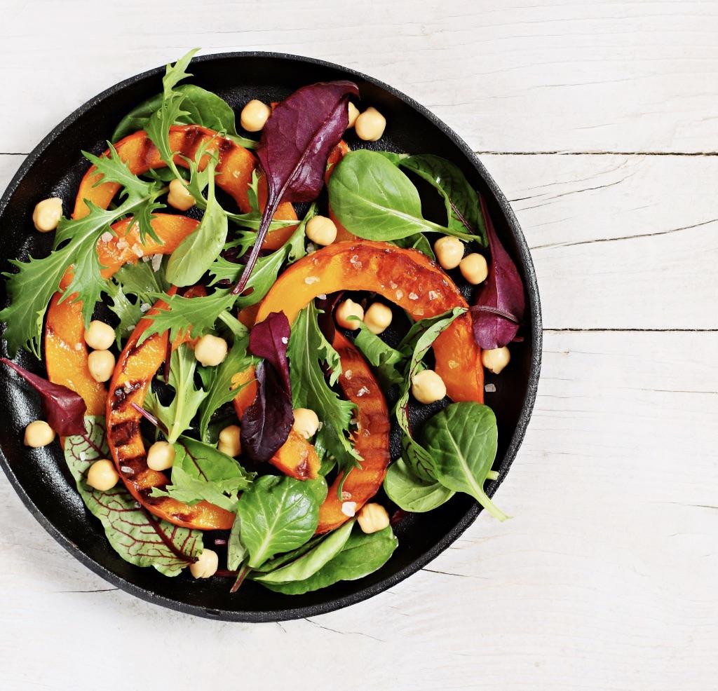 4-Ingredient Pumpkin Salad photo