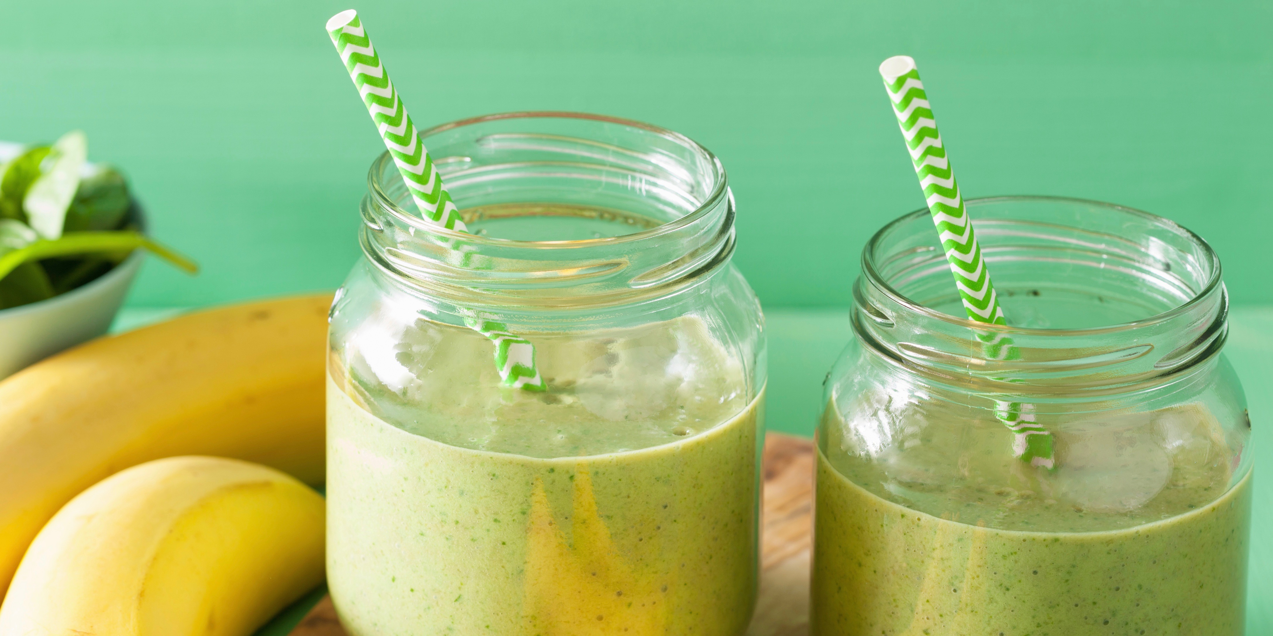 LGF Green Breakfast Smoothie photo