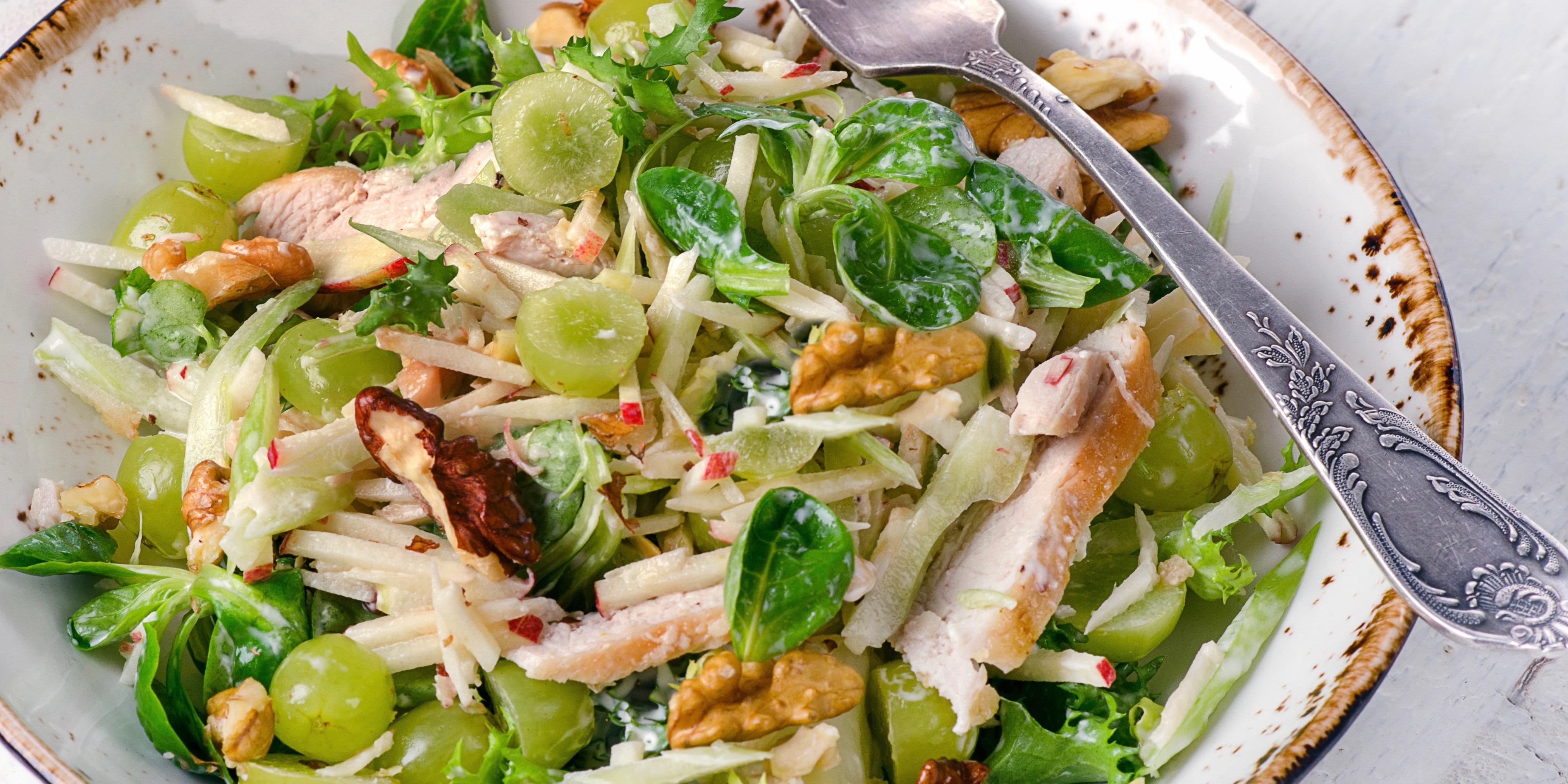Chicken Waldorf Salad photo