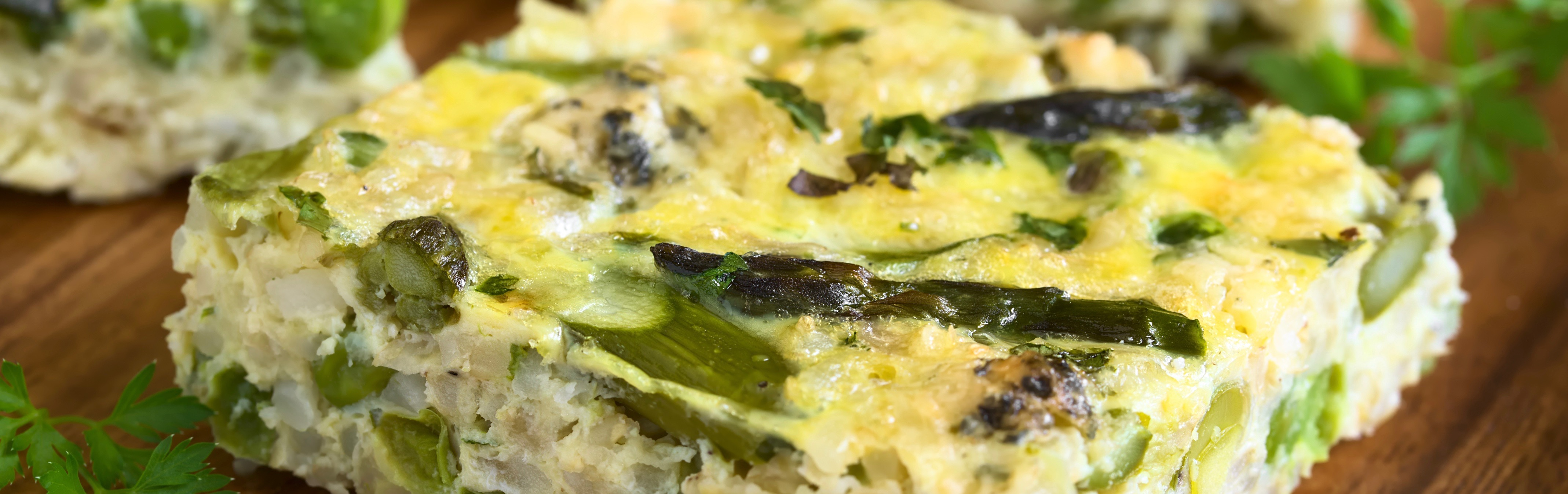Zucchini Noodles Frittata photo