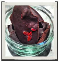 Raw Homemade Chocolates photo