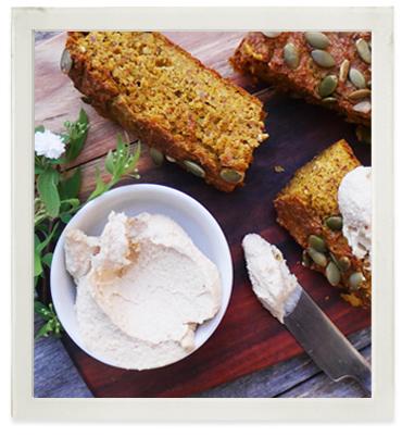 Gluten-free Pumpkin Loaf photo