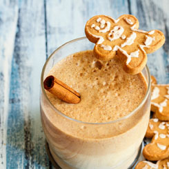 Christmas Gingerbread Shake photo