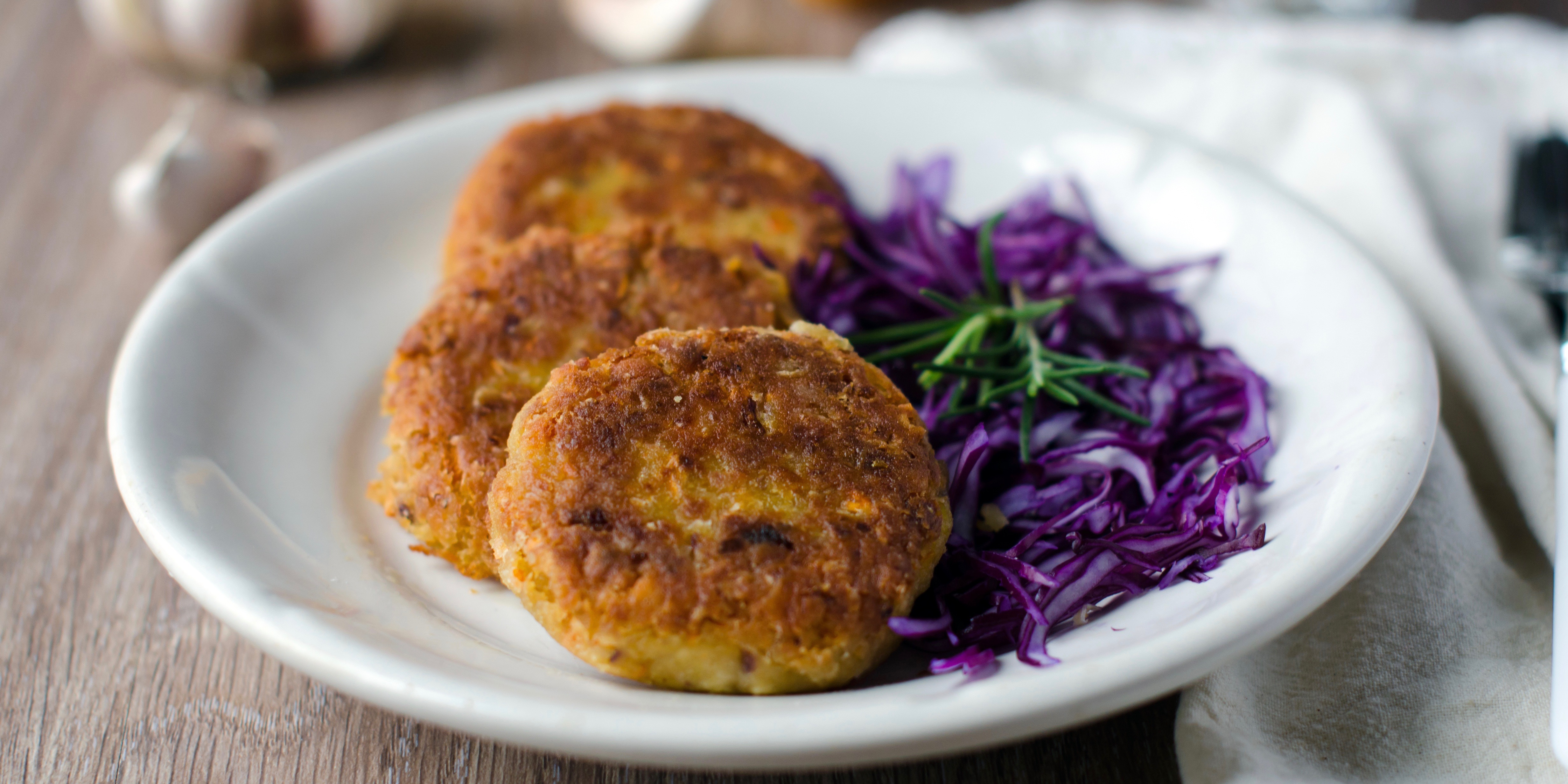 Chickpea Patties photo