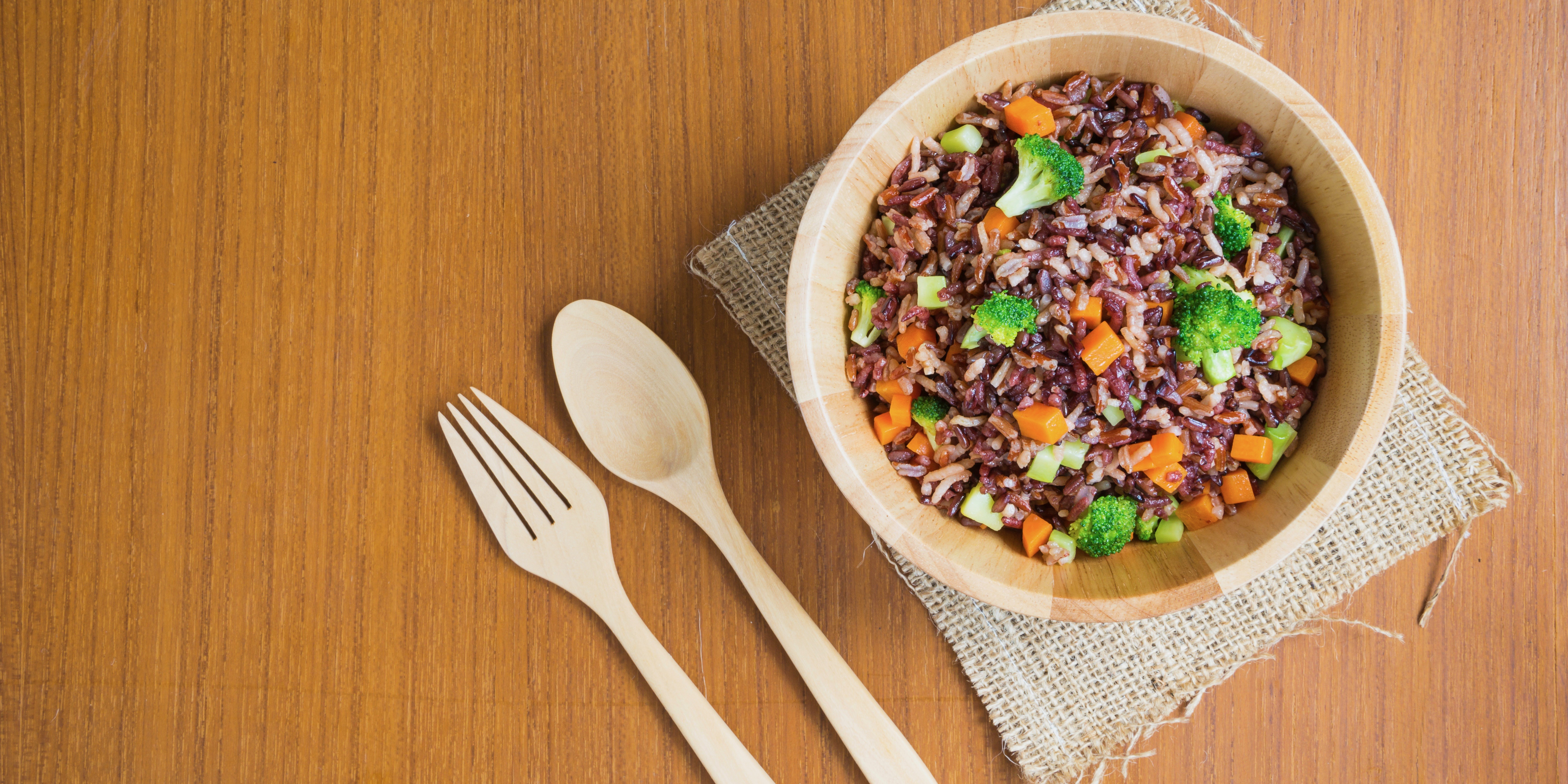 Brown Rice Salad photo