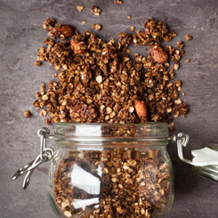 Chocolate Cinnamon Nut Crunch photo