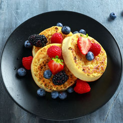 Katie's Protein Pancakes photo