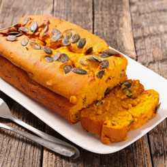 Gluten-free Pumpkin Loaf photo