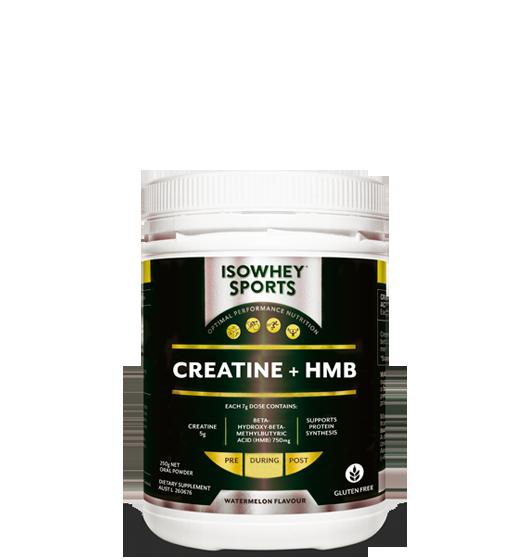 Creatine + HMB